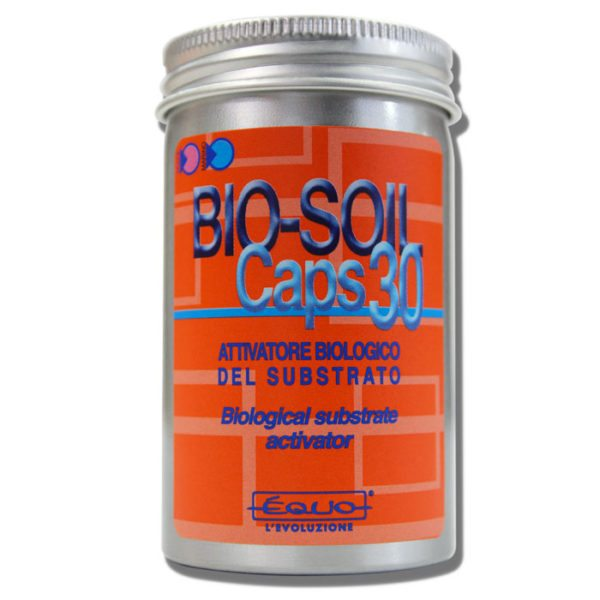 Equo BIO-SOIL CAPS Barattolo da 30 Capsule