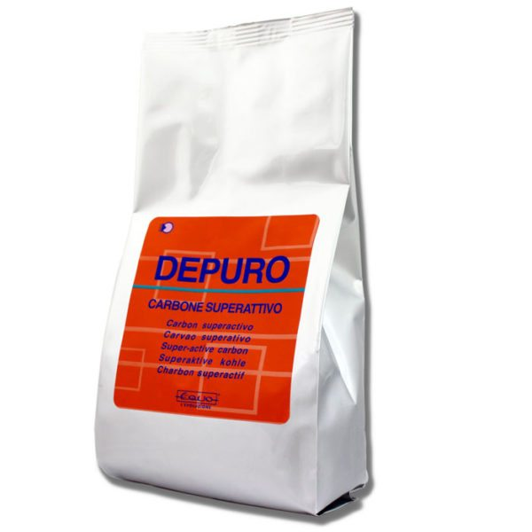 Equo DEPURO Sacco da 1 kg