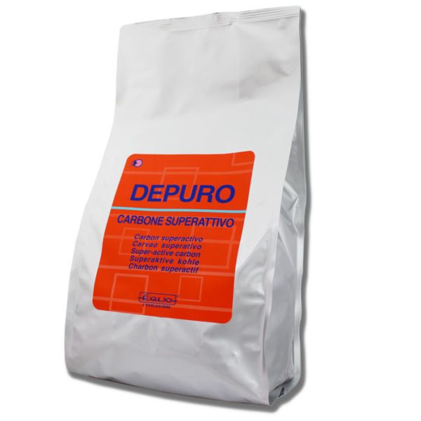 Equo DEPURO Sacco da 2,5 kg