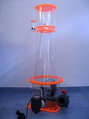 Korallen-zucht Skimmer Revolution XL da 10000 a 20000L comprese pompe 2 Aquabee 7000L